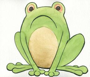 Frog by AmbroseButtercrust