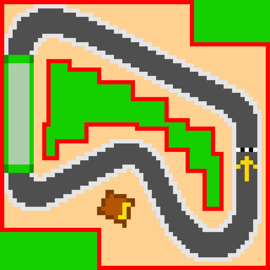 Super Mario Kart Plus Circuit Map By Megatoon1234 On Deviantart Circuitmap