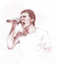 LP: Chester Bennington by TAKORUone