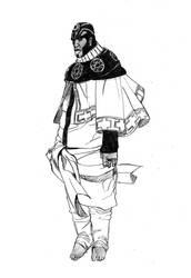 Takoru: New Chara 12 by TAKORUone