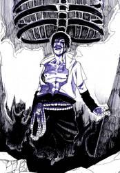 Naruto: Darkness by TAKORUone