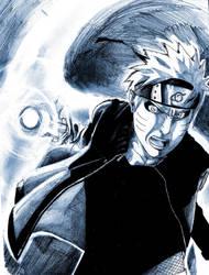 Naruto: Sage by TAKORUone