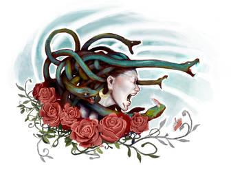 Medusa by TAKORUone