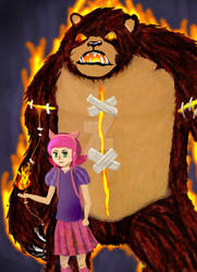 Annie And Tibbers Remastered by ekramer65