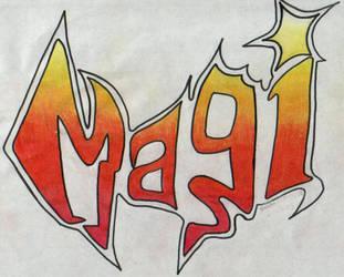 Magi by kittyauroria