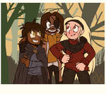 The Posse by joismyname2002