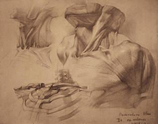 human anatomy 7 by IvanLaliashvili