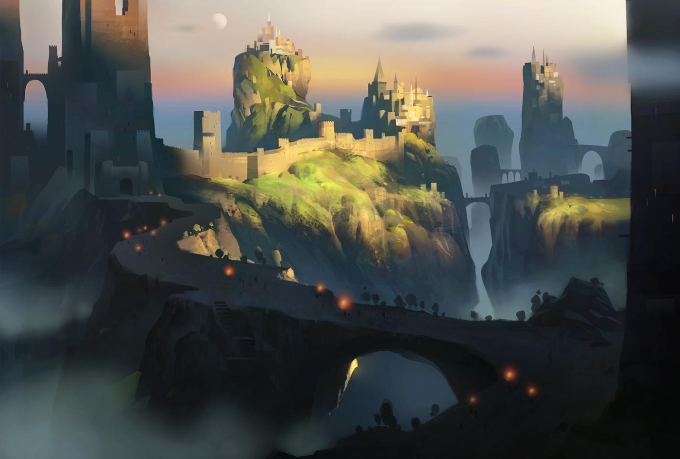 Fantasy by IvanLaliashvili