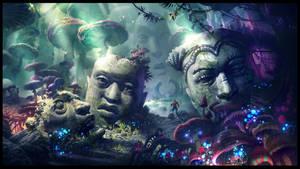 Magic Forest by IvanLaliashvili