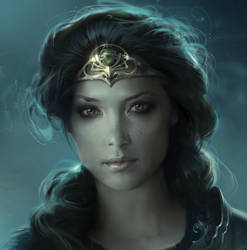 Princess__for masterclass by IvanLaliashvili