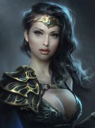 Young Princess_2 by IvanLaliashvili