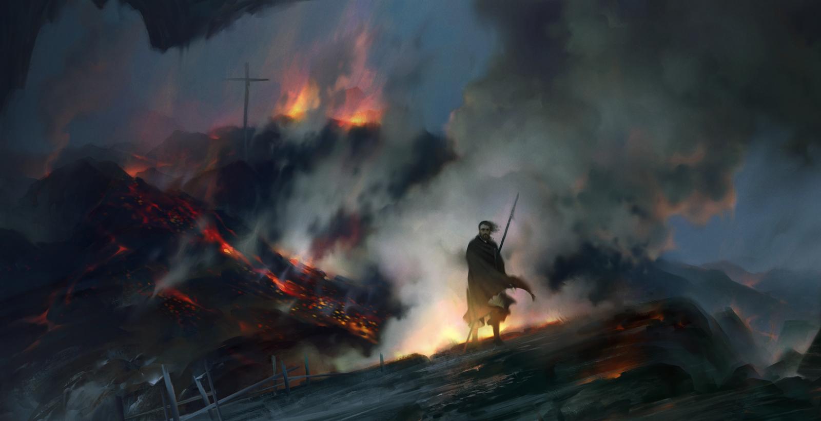 The survived by IvanLaliashvili
