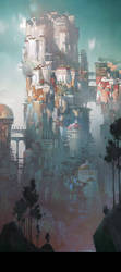 Happy New Year_Lost kingdom by IvanLaliashvili