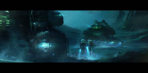 Space Engineers_ Journey 2 by IvanLaliashvili