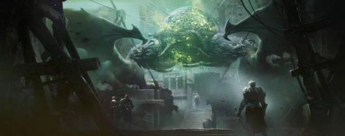 Dragon Egg by IvanLaliashvili