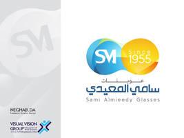 SAMI ALMIEEDY Glasses .2 by neghab