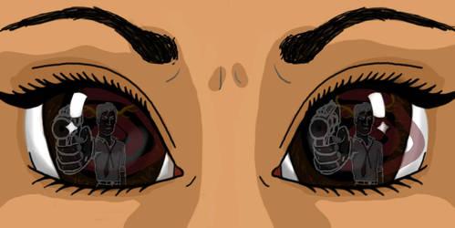 True Detective Fan Art by Jabberlily