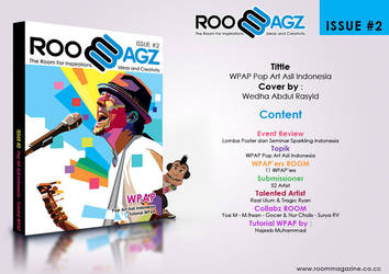 ROOM MAGZ2 by RoomMagz