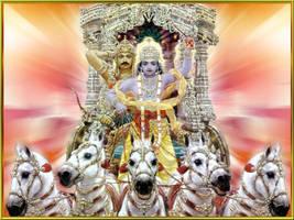 BHAGAVAD GITA by VISHNU108