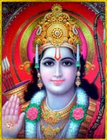 Sri Ramachandra by VISHNU108