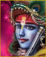 Krishna by VISHNU108