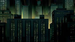 Gotham City Background 8 by PhoenixInTheSnow