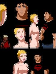 Base comic by PhoenixInTheSnow