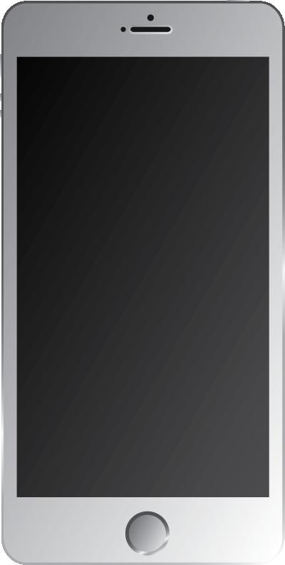 iPhone 5S (Screen Off) by Peekofwar