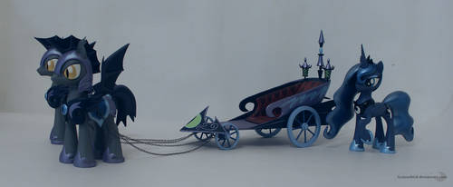The carriage by Groovebird