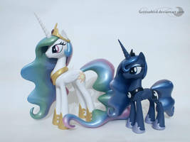 Sisters by Groovebird
