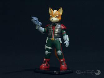 Fox McCloud by Groovebird
