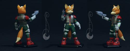 Fox McCloud 2 by Groovebird