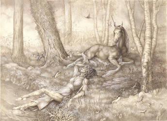Wildwood II by ArtbySandiJohnson