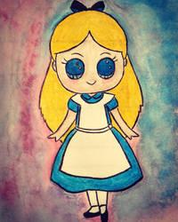 Alice in Wonderland by stacylyn