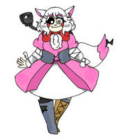 mangle gal by nyo-tastic