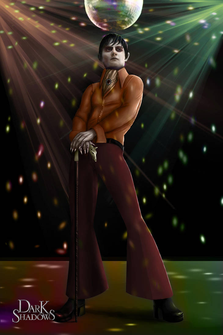 Disco Barnabas by NuraNooni