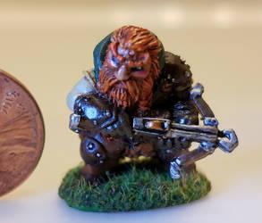 Dwarf Ranger by Heliotroph