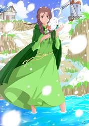 Malva Fanart [From Gaia Comics] Full by Yenrou-DA