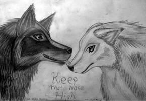 Encouragement by KethendDragon