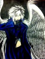 The Angel of Death by KethendDragon