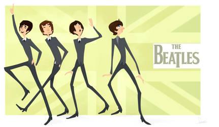 Beatlemania by Siarina