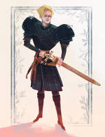 Brienne of Tarth by Siarina