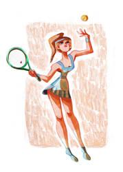 Tennis by Siarina