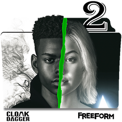 Marvels Cloak and Dagger S02 v2 by Vamps1