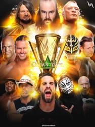 WWE Crown Jewel by TODESIGNS7