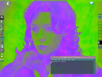 Ariel Desktop by AntonChanning