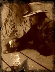 Anton Drinking by AntonChanning