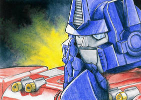 Thinking Prime ATC by JustBelieveCosplay