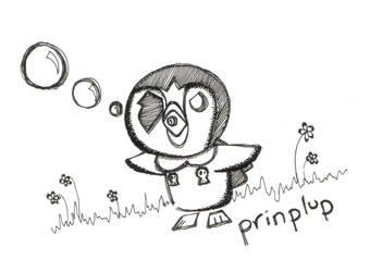 Prinplup by eiah