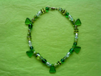 Emerald Oz Necklace by eiah